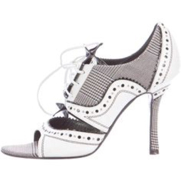 Dior Shoes | Christian Open Toe Oxfords